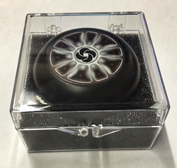 plastic box yoyo display
